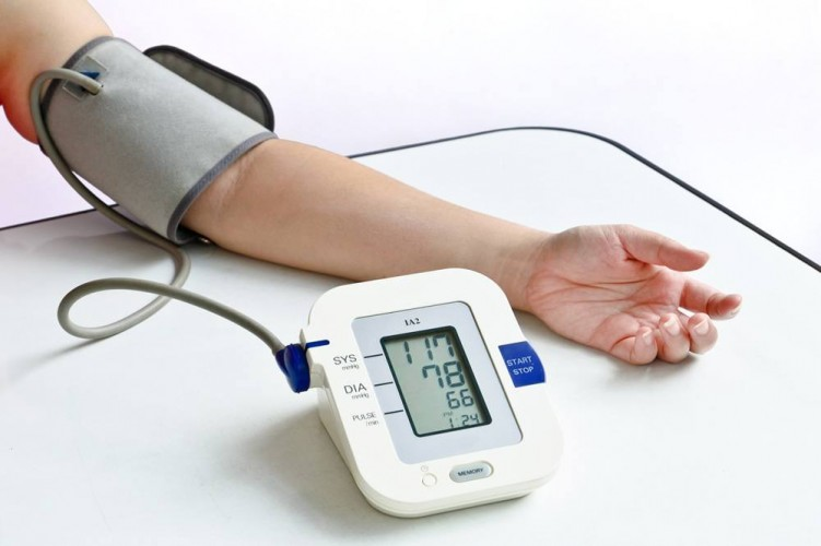 blog blood pressure monitor